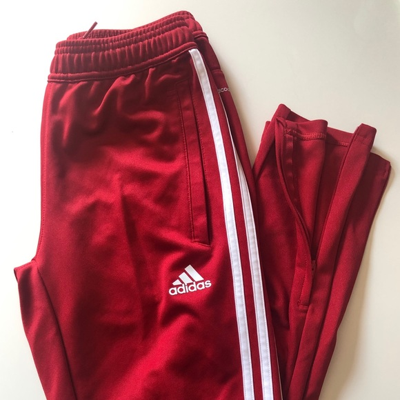 Adidas Climacool Track pants - Red